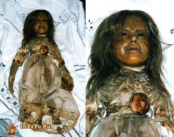 Байло Бэйби Проклятая кукла