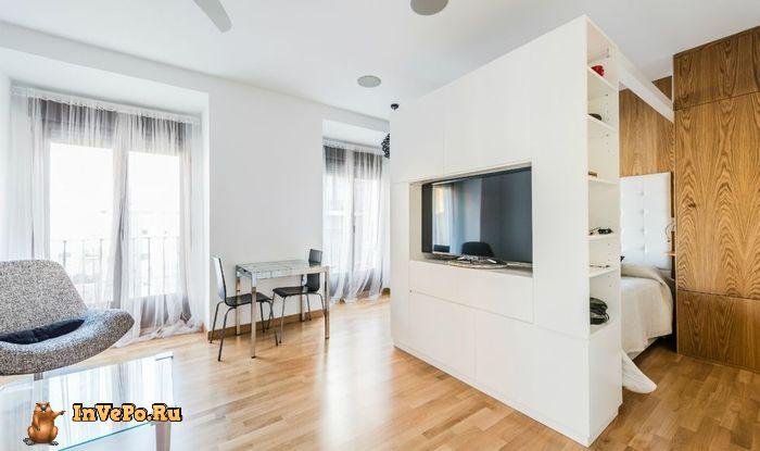 стильная квартира находится в старом районе Милана