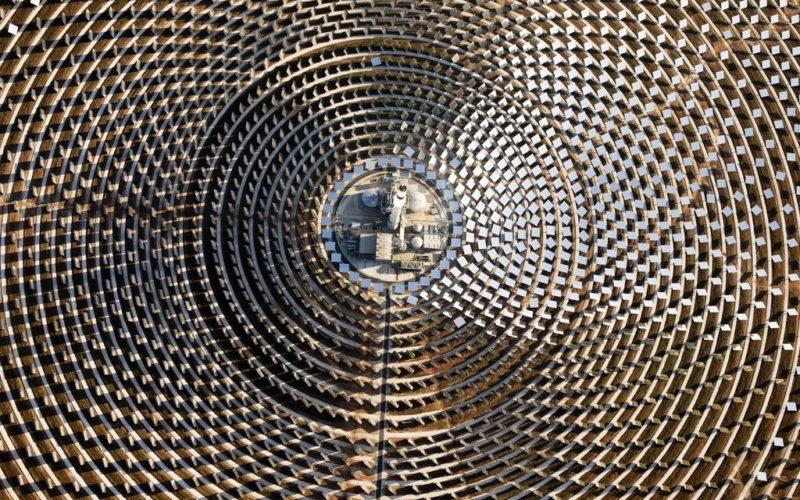 Крупнейшая в мире солнечная электростанция и ее устройство