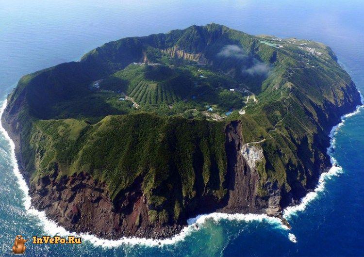 Аогасима, Япония: жизнь на вулкане