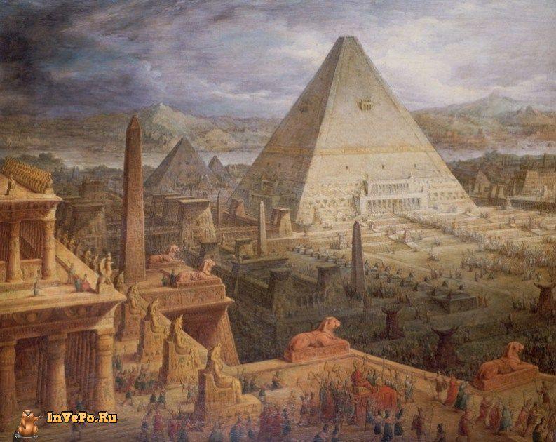 Древний Египет, мумии, пирамиды