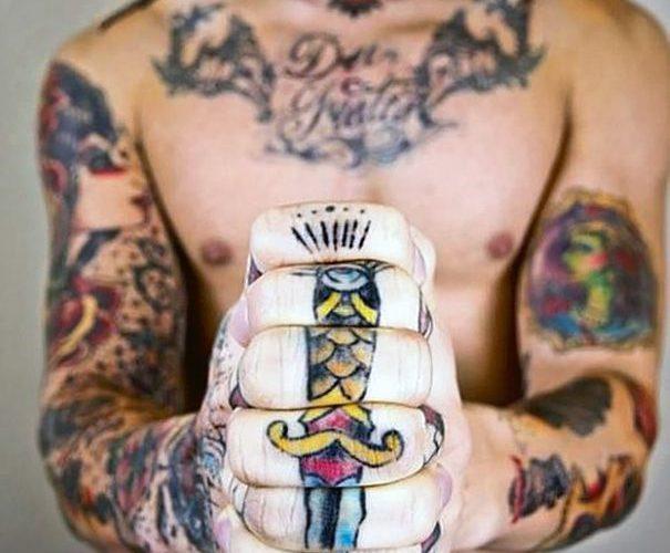 15 татуировок со скрытым смыслом