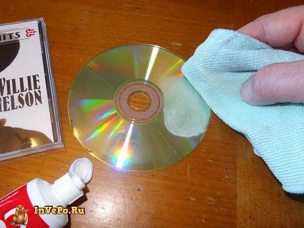 Восстанавливает диски