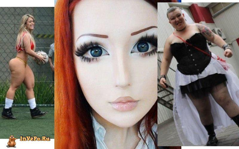 15 Колоритных Девушек, Чья Изюминка Бросается В Глаза
