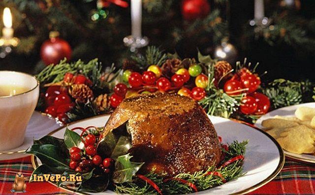 Рождественский пудинг (Великобритания)