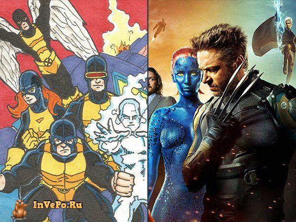 Наши любимые герои Marvel, перед появлением у них суперспособностей (21 фото)