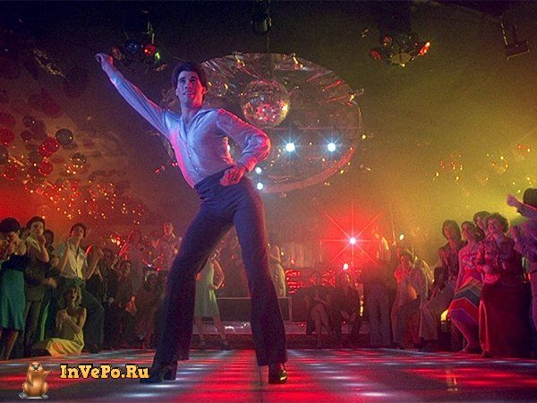 «Лихорадка субботним вечером» (Saturday Night Fever, 1977)