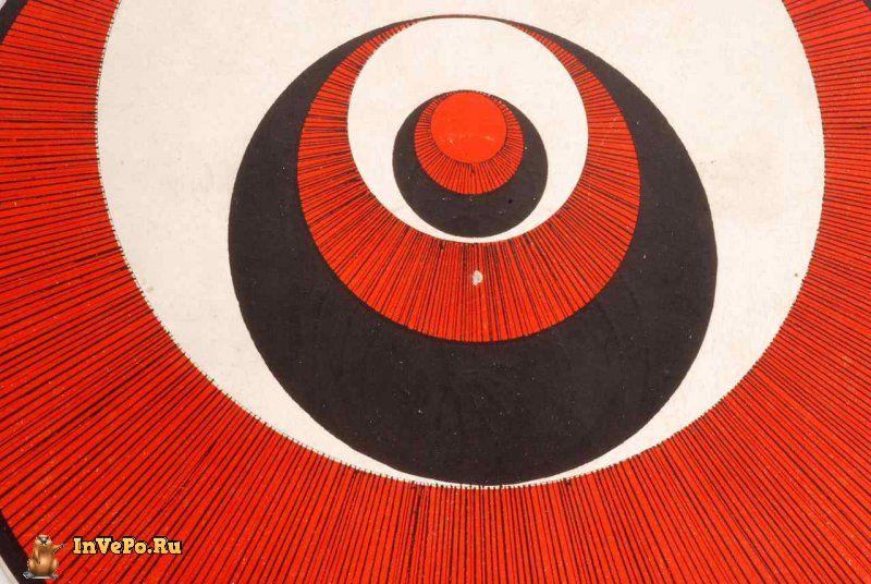Роторельефные диски, Марсель Дюшан, 1923