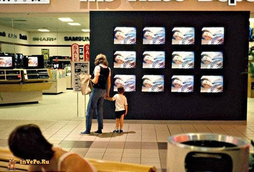 Торговые центры США в 1980-е годы
