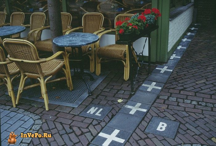 Граница Нидерланды и Бельгия