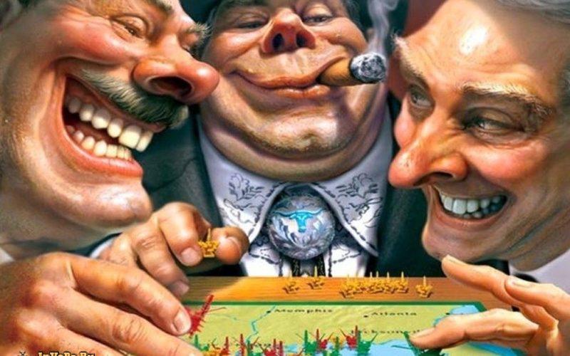 Хозяева денег: кто на самом деле управляет миром? (10 фото)