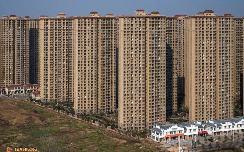 Новые районы Китая: хотели бы так жить? (45 Фото)