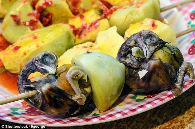 15 заморских деликатесов от одного вида которых пропадёт аппетит