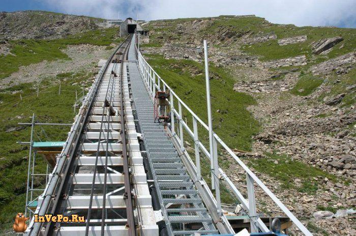 Самая длинная лестница в мире