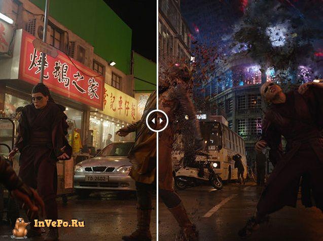 Сцены из фильмов 2016 года без крутых спецэффектов