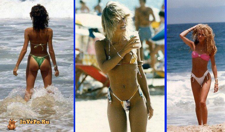 Пляж это Жизнь: невероятные фото досуга на Чилийских пляжах в 80-х