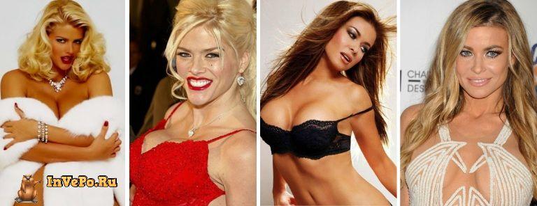 Как изменились модели с обложек Playboy, впервые раздевшиеся с 1980 по 1995