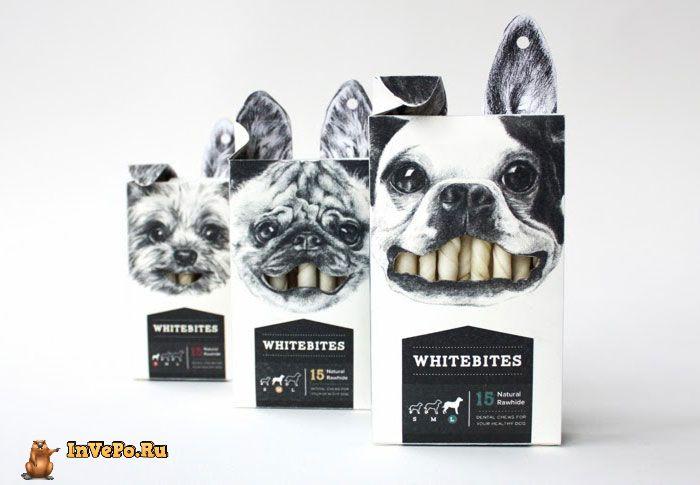 20 самых необычных и креативных рекламных упаковок