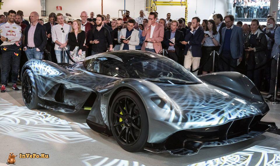 AM-RB 001 от компании Aston Martin