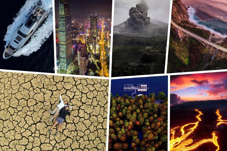 Фото с драна как вид искусства: 40 самых потрясающих фотографий