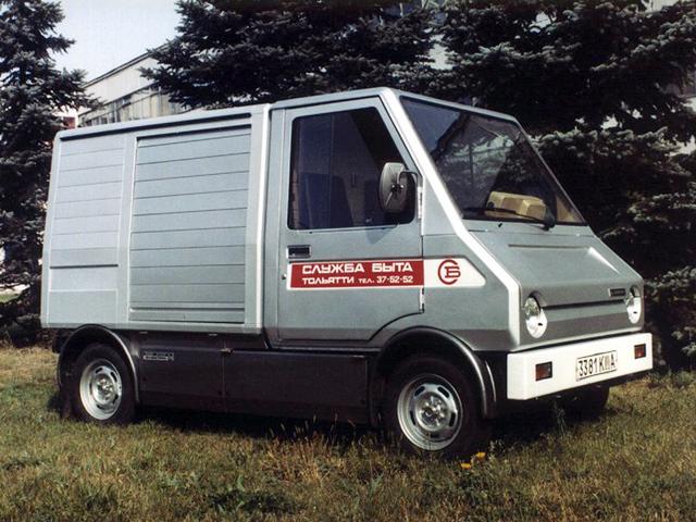 3. ВАЗ-2702 «Пони»