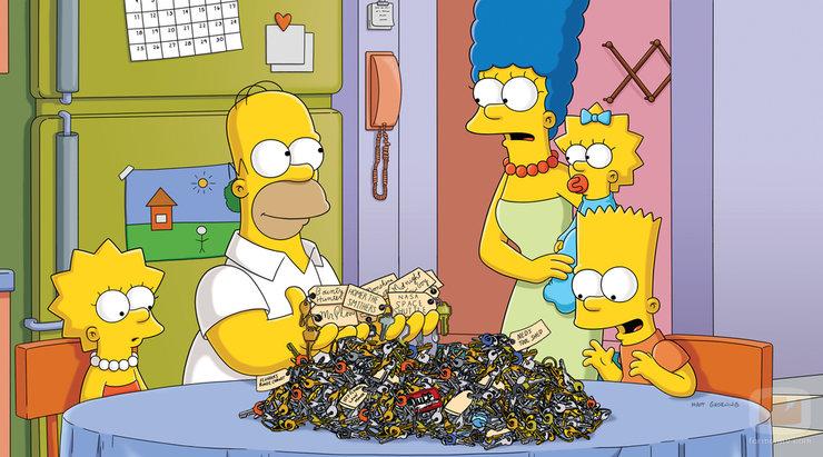 """50 фактов о """"Симпсонах"""", которые должен знать каждый"""
