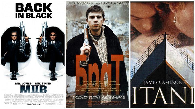 15 фильмов, отметивших в этом году 20-ти летний юбилей