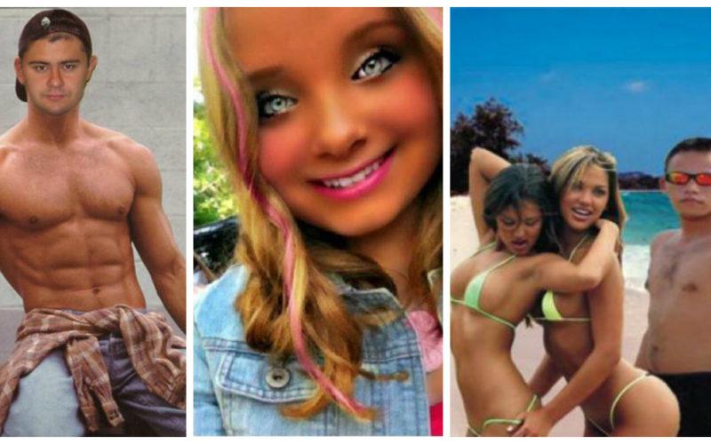 20 человек, которые никогда не редактировали свои фотографии