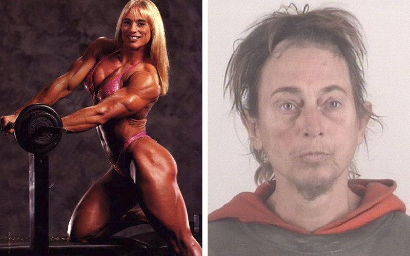 До и после курса стероидов: Шокирующие истории людей употреблявших стероиды
