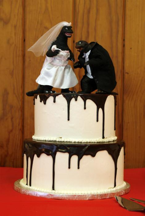 Свадьба Динозаврихи и Черепаха
