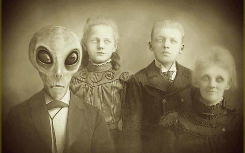 Как узнать инопланетянина в своем окружении?