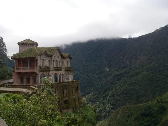 Отель дель Сальто, Колумбия