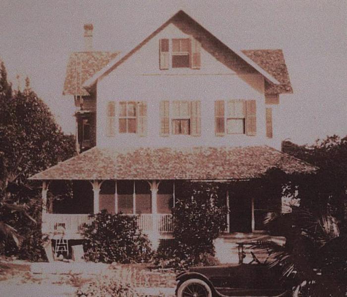 Риддл-Хаус, США