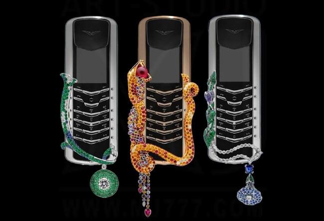 Список самых дорогих телефонов в мире