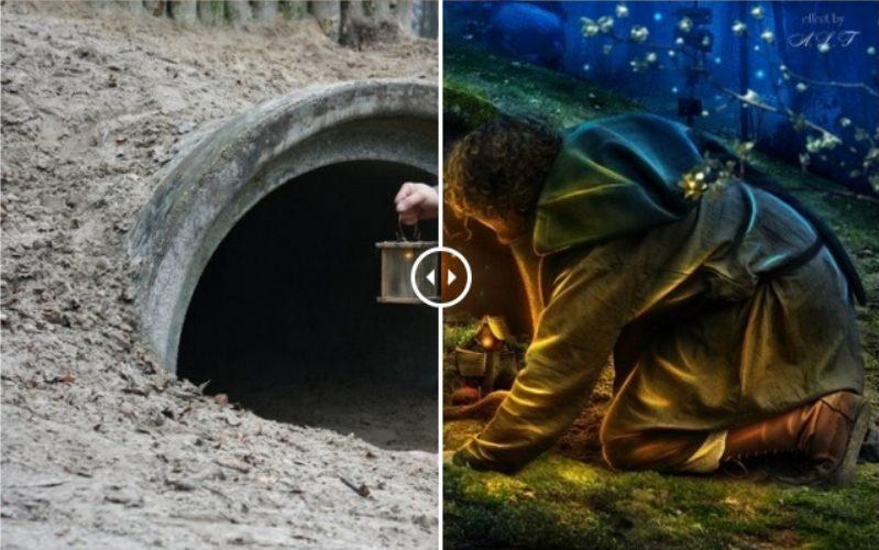 15 Удивительных фотографий до и после Photoshop