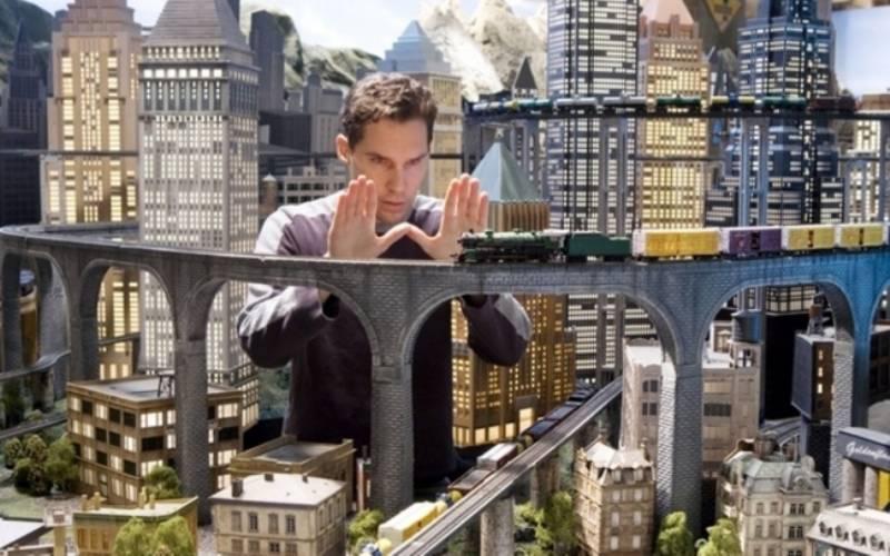 Миниатюры и модели созданные для съемок известных фильмов