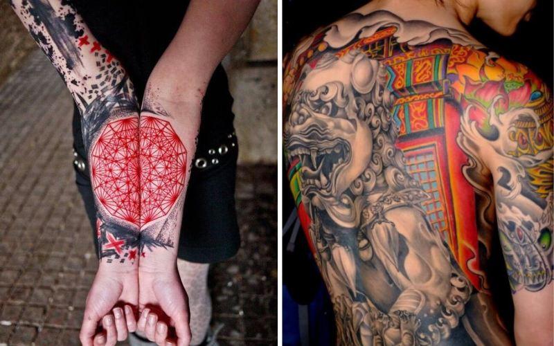 32 интересные идеи для классной татуировки