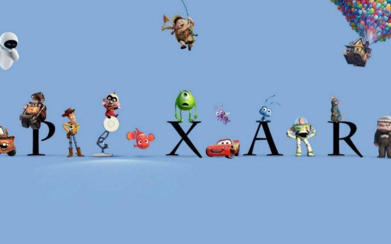 Студия Pixar создала видео, как мультфильмы связаны между собой