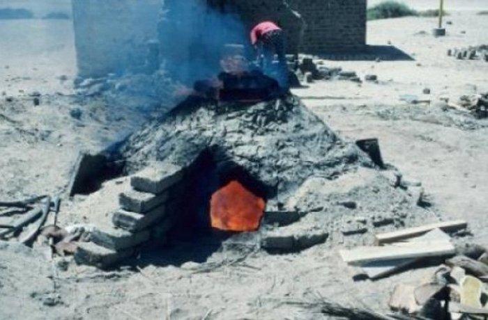 7. Египетская печь