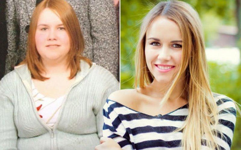 Похудеть в два раза и стать блогером. История девушки из Санкт-Петербурга
