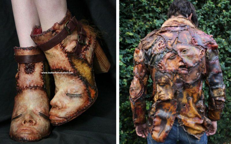 Это самая страшная и мерзкая коллекция одежды и аксессуаров