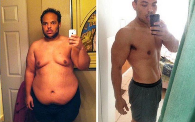 Эти фото по настоящему мотивирую на снижение веса
