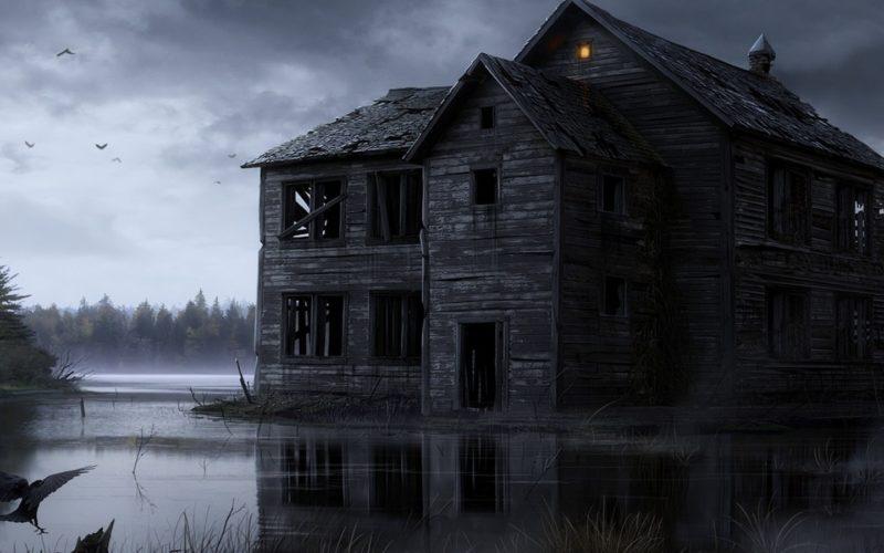 Истории настоящих домов с привидениями