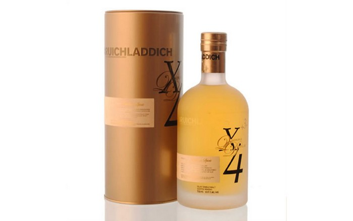 3. Виски Bruichladdich X4 Quadrupled – 92%
