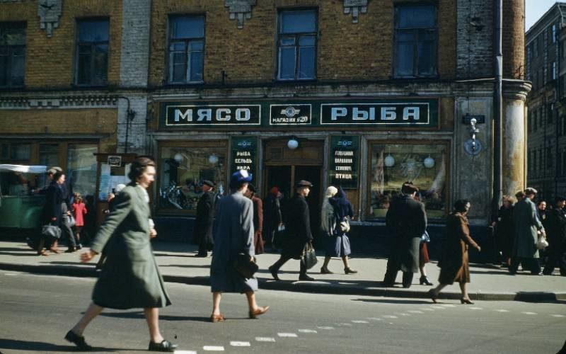 Интересные ретро фотографии из СССР