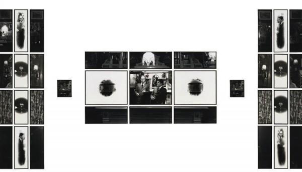 6. Гилберт Прош и Джордж Пассмор «Коллаж из черно-белых фотографий» ($3 765 276)