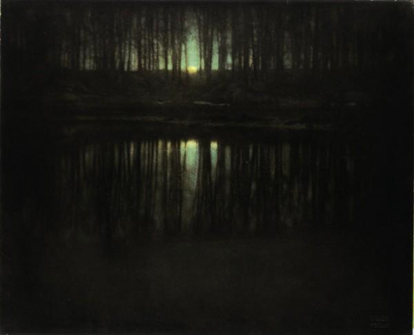 12. Эдвард Стайхен «Озеро в лунном свете» ($2 928 000)
