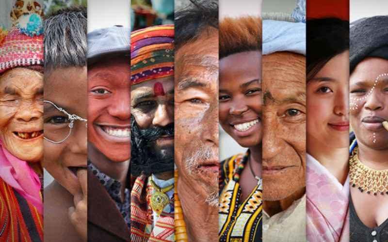 Фотопроект «Мир в лицах». Лица людей со всех уголков мира