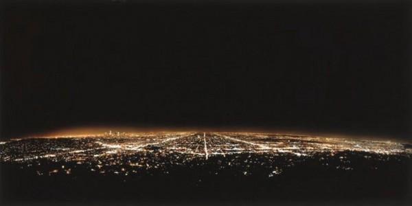 11. Андреас Гурски «Снимок ночного Лос-Анджелеса» ($2 941 755)