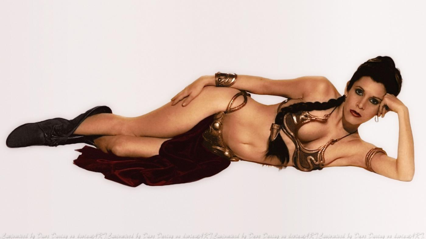 Pictures of star wars nude fakes sex video